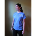 Ladies Qigong V-Neck T-Shirts