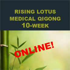 Rising Lotus Medical Qigong Online